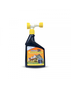 TriClean 2x™ Condesner Cleaner Spray Bottle with Hose Connector 1qt