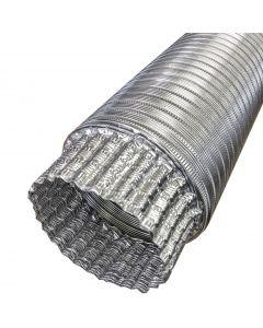 """4"""" Aluminum Flex Duct 8'"""
