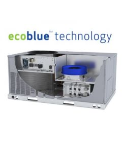 WeatherMaster® 3 to 5 Nominal Tons, Single-Packaged Rooftop Units with EcoBlue™ Technology