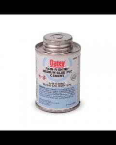Rain-R-Shine Blue Cement – 4 oz.