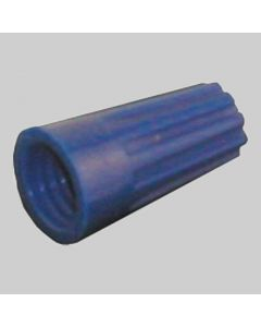 Blue Wire Connectors - Screw-On 100pk