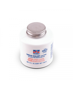 Thread Sealant with PTFE - 4 oz. Brush Can