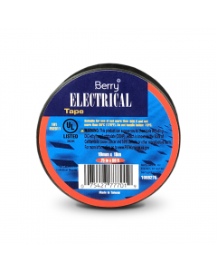 Berry 777 Electrical Tape - Black