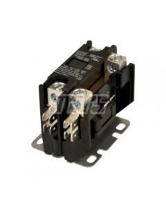 Mars® Contactor 1 Pole with Shunt, 24V Coil, 40FLA, 50RA, Lug Terminals