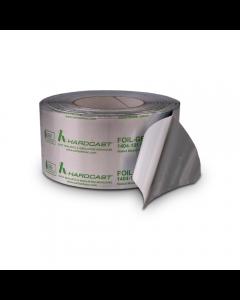 "2"" Printed Aluminum Foil Butyl Tape 100'"