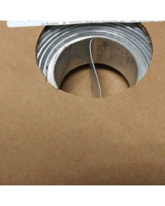 """Southwark Metal Mfg. Co. 1-1/2"""" x 100' Roll Non-Perforated Band Iron, 26GA"""