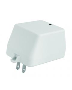 Plug-In Transformer 120Vac Primary, 24Vac Secondary, 50Va
