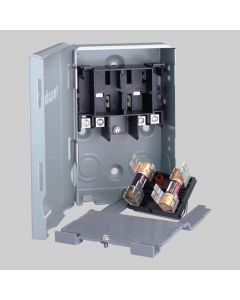 60A Fusible Disconnect Switch - 240v Single Phase