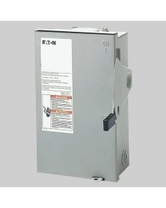 30A Fusible Disconnect Switch - 240v Three Phase