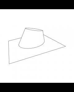 "4"" Adjustable Roof Flashing"