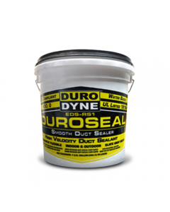 EDS-RS1  DUROSEAL® EDS-RS Smooth Gray Duct Sealer 1gal.