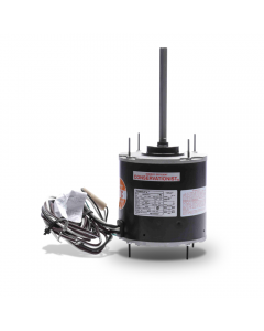 Century® Condenser Fan Motor 1/2 HP, 1075 RPM, 208/230 Volts, 4.0 FLA, 10µF/370v Cap Rating, 1 Speed