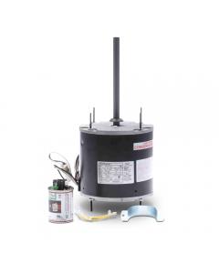 Century® Multi HP Condenser Fan Motor 1/5-1/3 HP, 825 RPM, 208/230 Volts, 1.9 FLA, 7.5µF/10µF/370v Cap Rating, 1 Speed