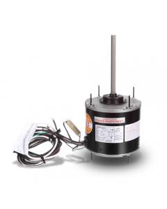 Century® Condenser Fan Motor 1/4 HP, 1075 RPM, 460 Volts, 1.0 FLA, 7.5µF/10µF/370v Cap Rating, 1 Speed