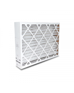 "Pleated Air Filter 20"" x 23"" x 4"" MERV 8"