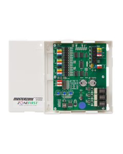 ZoneFirst Heat Pump, Dual Fuel & Conventional Zone Control Panel
