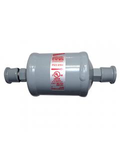 "Totaline Liquid Line Filter Drier 1/2"" SAE Male Flare 8cu. in. (Beaded Core)"
