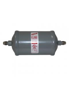 "Totaline Liquid Line Filter Drier 1/4"" SAE Male Flare 16cu. in. (Beaded Core)"