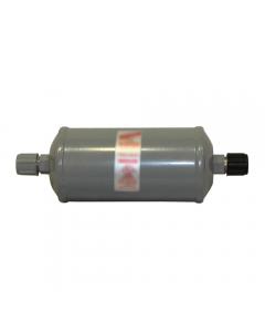 "Totaline Liquid Line Filter Drier 5/8"" SAE Male Flare 41cu. in. (Beaded Core)"