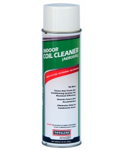 Indoor Coil Cleaner Concentrate Aerosol Spray 18oz.