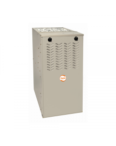 Payne 80% AFUE Ultra-Low NOx (SCAQMD/SJVAPCD Compliant) Gas Furnace, Single Stage, Fixed Speed, 115/1