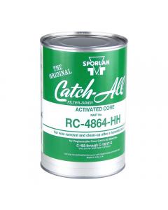 Sporlan Catch-All Filter Drier Core 48cu. in. (For Burnouts)