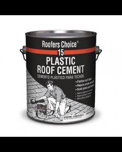 Plastic Roof Cement 1gal.