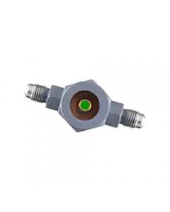 "Sporlan Sight Glass/Moisture Indicator 1/4"" SAE Male Flare"