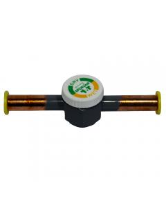 "Sporlan Sight Glass/Moisture Indicator 3/8"" ODF"