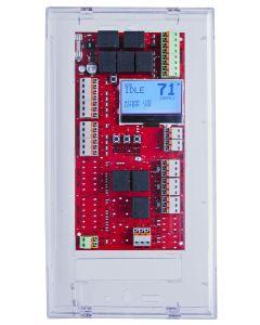 Totaline 3 Heat/2 Cool, Fresh Air/ Economizer Control, 4 Zone Controller