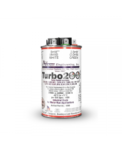 AmRad® Turbo200 Round Multi-Tap Run Capacitor - Up to 67.5µF, 440v