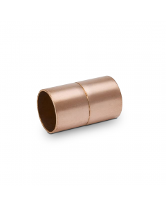 "1-3/8"" Copper Coupling"