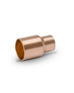 "Copper Reducer 1-3/8"" 1-1/8"""