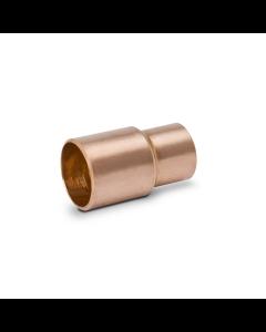 "Copper Reducer Bushing 1-3/8"" x 1-1/8"""