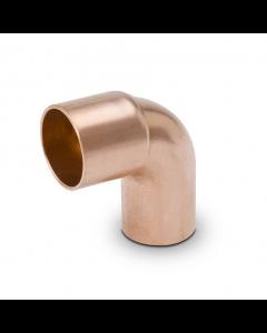 "1-1/8"" Copper Short Radius 90° Street Elbow"