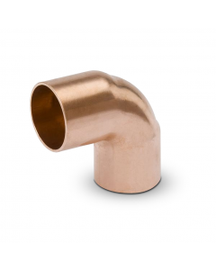 """1/4"""" Copper Short Radius 90° Elbow"""