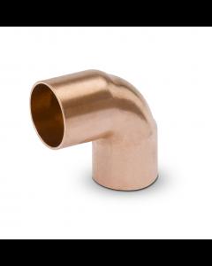 """7/8"""" Copper Short Radius 90° Elbow"""